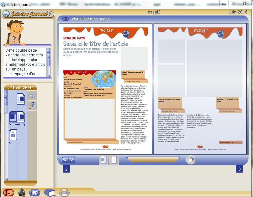 Créer un journal scolaire avec ses élèves - IEN Hesdin